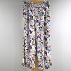 Soft Surroundings Cropped Pants Womens Petite Med